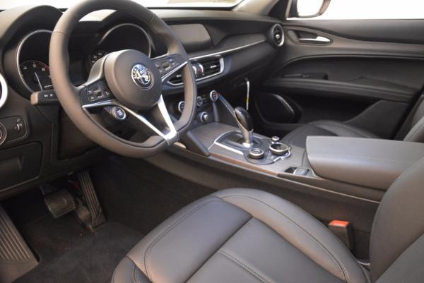 New 2018 Alfa Romeo Stelvio Ti Q4 for sale Sold at Aston Martin of Greenwich in Greenwich CT 06830 13