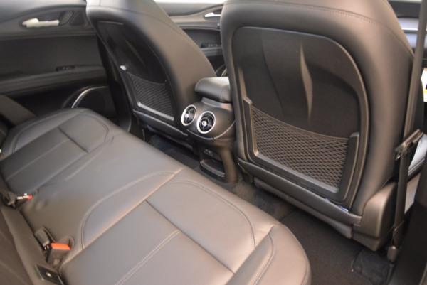 New 2018 Alfa Romeo Stelvio Ti Q4 for sale Sold at Aston Martin of Greenwich in Greenwich CT 06830 22