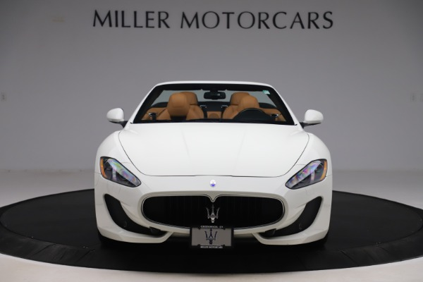 Used 2017 Maserati GranTurismo Convertible Sport for sale $84,900 at Aston Martin of Greenwich in Greenwich CT 06830 12