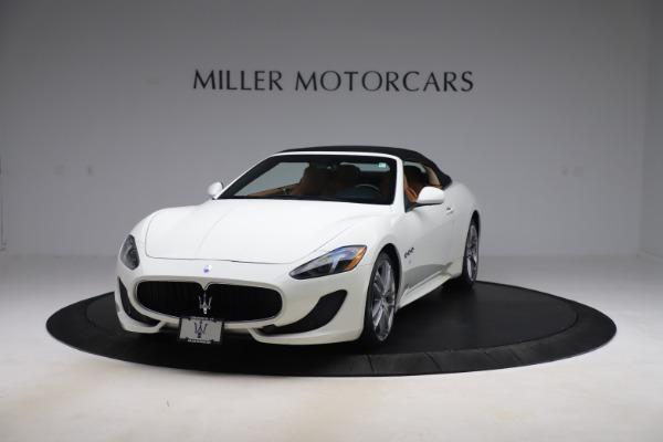 Used 2017 Maserati GranTurismo Convertible Sport for sale $84,900 at Aston Martin of Greenwich in Greenwich CT 06830 13