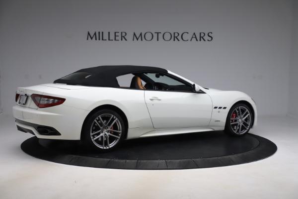 New 2017 Maserati GranTurismo Convertible Sport for sale Sold at Aston Martin of Greenwich in Greenwich CT 06830 19