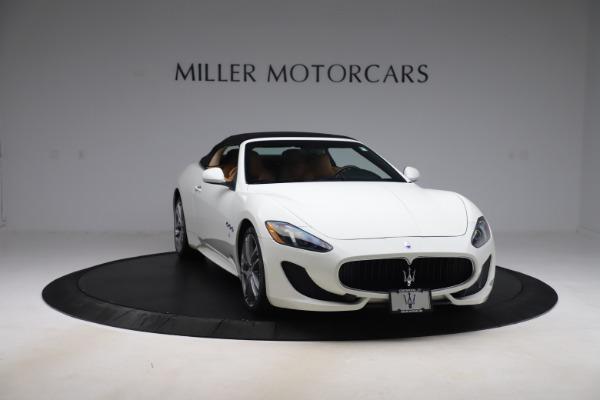 Used 2017 Maserati GranTurismo Convertible Sport for sale $84,900 at Aston Martin of Greenwich in Greenwich CT 06830 22