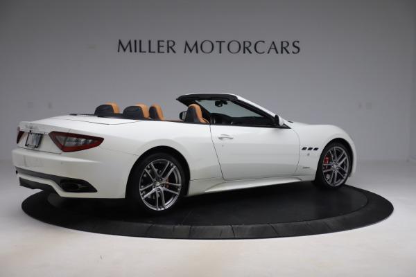 Used 2017 Maserati GranTurismo Convertible Sport for sale $84,900 at Aston Martin of Greenwich in Greenwich CT 06830 8