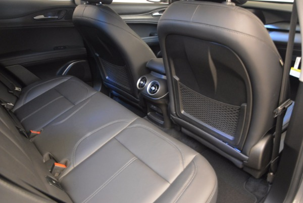 New 2018 Alfa Romeo Stelvio Q4 for sale Sold at Aston Martin of Greenwich in Greenwich CT 06830 22