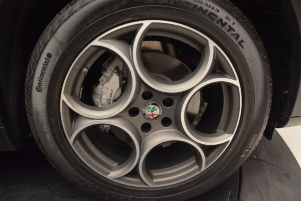 New 2018 Alfa Romeo Stelvio Q4 for sale Sold at Aston Martin of Greenwich in Greenwich CT 06830 25