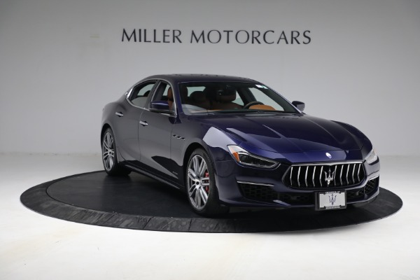 Used 2018 Maserati Ghibli S Q4 GranLusso for sale $56,900 at Aston Martin of Greenwich in Greenwich CT 06830 10