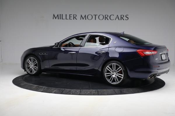 Used 2018 Maserati Ghibli S Q4 GranLusso for sale $56,900 at Aston Martin of Greenwich in Greenwich CT 06830 3