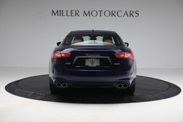 Used 2018 Maserati Ghibli S Q4 GranLusso for sale $56,900 at Aston Martin of Greenwich in Greenwich CT 06830 5