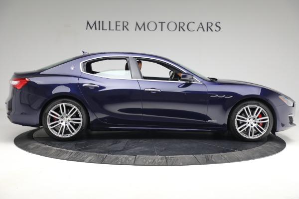 Used 2018 Maserati Ghibli S Q4 GranLusso for sale $56,900 at Aston Martin of Greenwich in Greenwich CT 06830 8