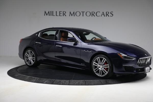 Used 2018 Maserati Ghibli S Q4 GranLusso for sale $56,900 at Aston Martin of Greenwich in Greenwich CT 06830 9
