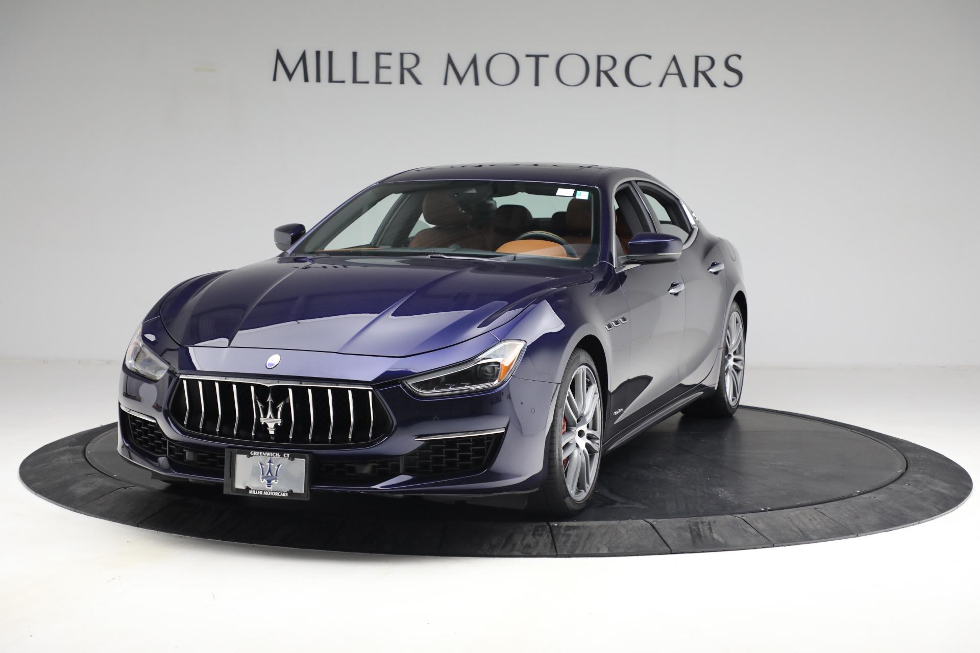 Used 2018 Maserati Ghibli S Q4 GranLusso for sale $56,900 at Aston Martin of Greenwich in Greenwich CT 06830 1