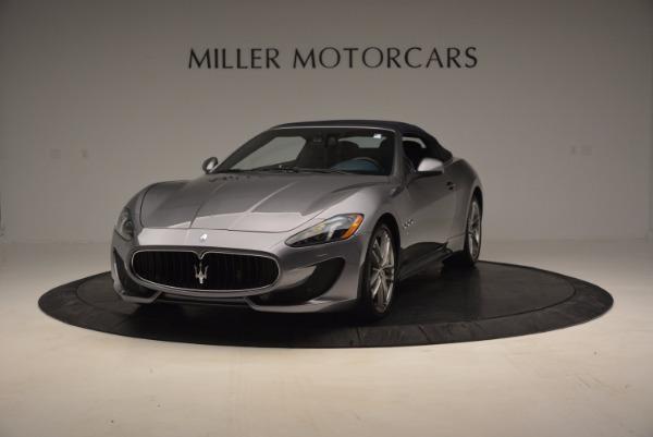 New 2016 Maserati GranTurismo Convertible Sport for sale Sold at Aston Martin of Greenwich in Greenwich CT 06830 10