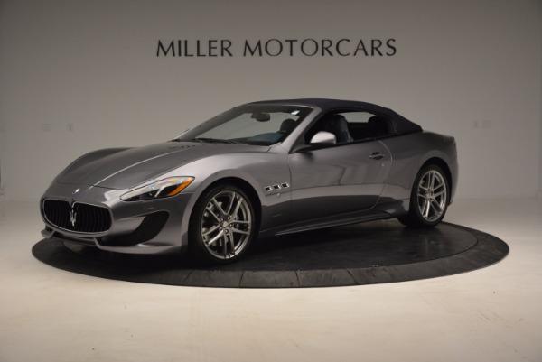 New 2016 Maserati GranTurismo Convertible Sport for sale Sold at Aston Martin of Greenwich in Greenwich CT 06830 11