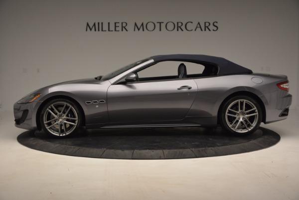 New 2016 Maserati GranTurismo Convertible Sport for sale Sold at Aston Martin of Greenwich in Greenwich CT 06830 12