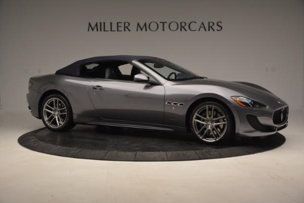 New 2016 Maserati GranTurismo Convertible Sport for sale Sold at Aston Martin of Greenwich in Greenwich CT 06830 15
