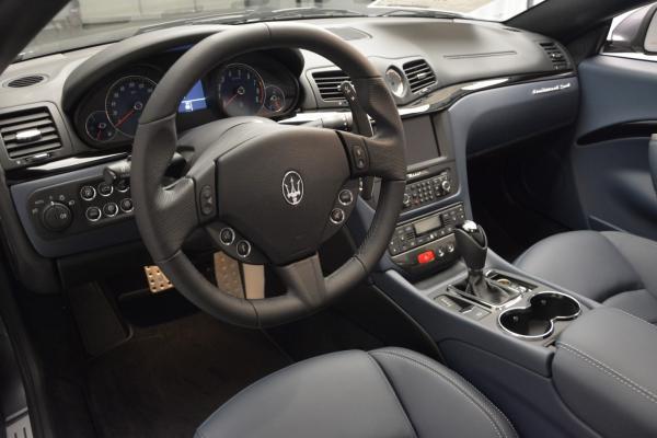 New 2016 Maserati GranTurismo Convertible Sport for sale Sold at Aston Martin of Greenwich in Greenwich CT 06830 20