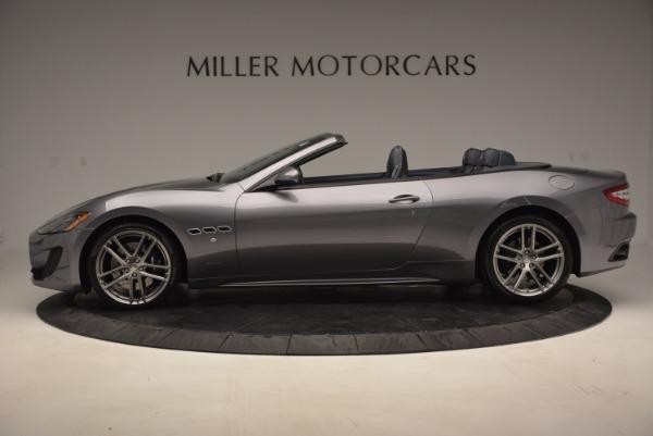 New 2016 Maserati GranTurismo Convertible Sport for sale Sold at Aston Martin of Greenwich in Greenwich CT 06830 4