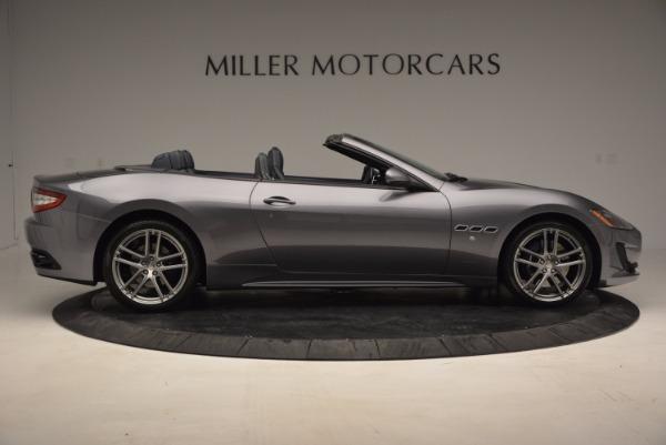 New 2016 Maserati GranTurismo Convertible Sport for sale Sold at Aston Martin of Greenwich in Greenwich CT 06830 6