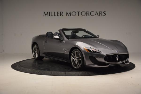 New 2016 Maserati GranTurismo Convertible Sport for sale Sold at Aston Martin of Greenwich in Greenwich CT 06830 8