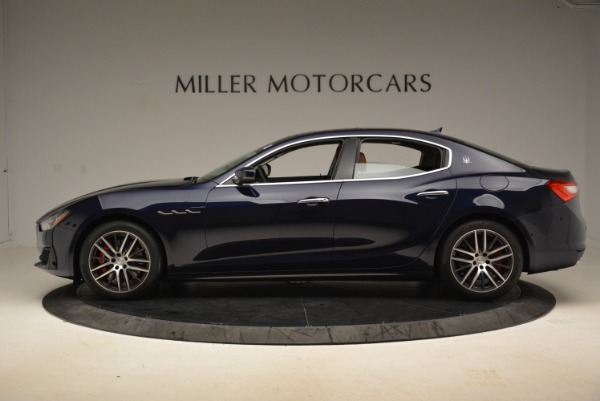 Used 2018 Maserati Ghibli S Q4 for sale $49,900 at Aston Martin of Greenwich in Greenwich CT 06830 3