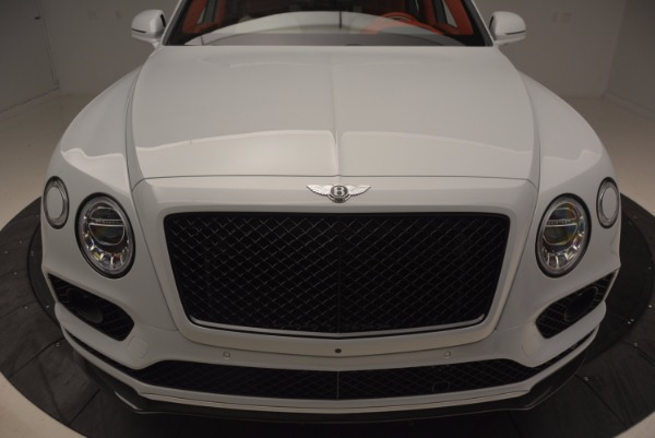 New 2018 Bentley Bentayga Black Edition for sale Sold at Aston Martin of Greenwich in Greenwich CT 06830 15