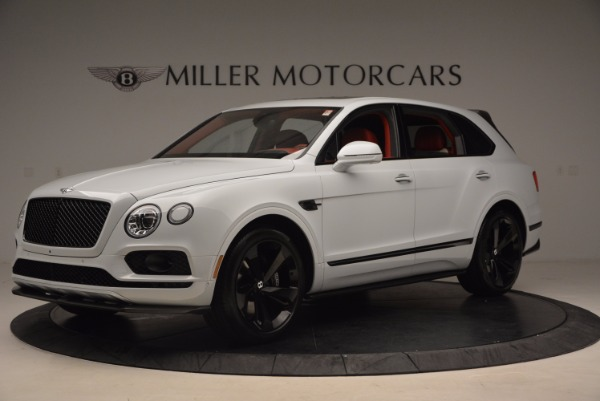 New 2018 Bentley Bentayga Black Edition for sale Sold at Aston Martin of Greenwich in Greenwich CT 06830 2