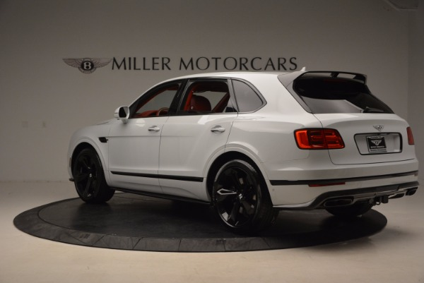 New 2018 Bentley Bentayga Black Edition for sale Sold at Aston Martin of Greenwich in Greenwich CT 06830 5