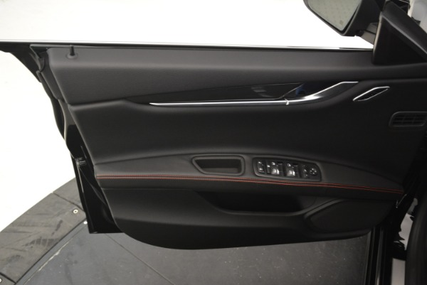 New 2018 Maserati Ghibli S Q4 for sale Sold at Aston Martin of Greenwich in Greenwich CT 06830 21