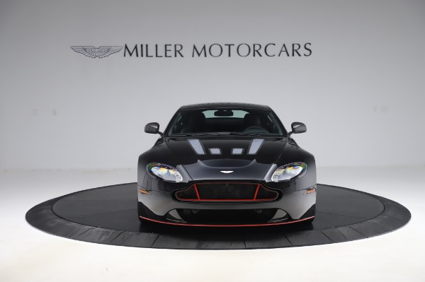 Used 2017 Aston Martin V12 Vantage S Coupe for sale $179,900 at Aston Martin of Greenwich in Greenwich CT 06830 11