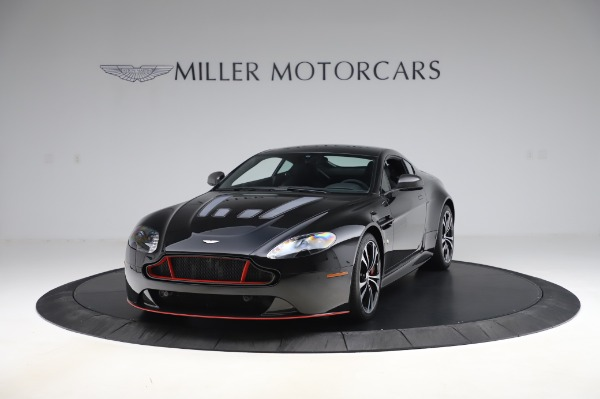 Used 2017 Aston Martin V12 Vantage S Coupe for sale $179,900 at Aston Martin of Greenwich in Greenwich CT 06830 12