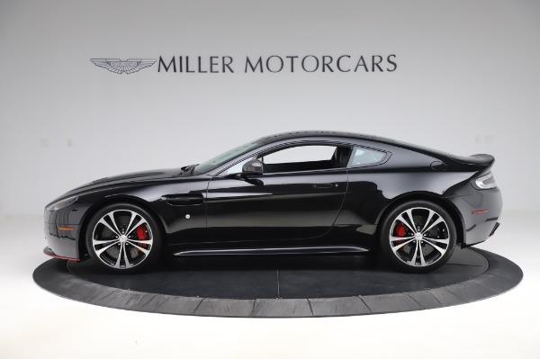 New 2017 Aston Martin V12 Vantage S for sale Sold at Aston Martin of Greenwich in Greenwich CT 06830 2