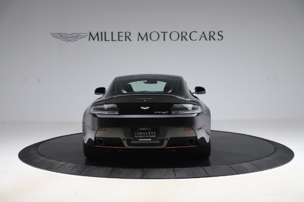 Used 2017 Aston Martin V12 Vantage S Coupe for sale $179,900 at Aston Martin of Greenwich in Greenwich CT 06830 5