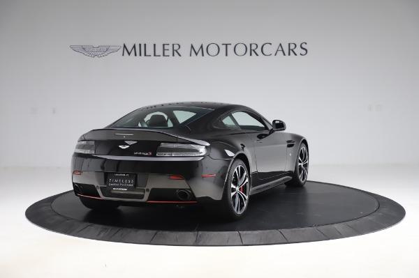 New 2017 Aston Martin V12 Vantage S for sale Sold at Aston Martin of Greenwich in Greenwich CT 06830 6
