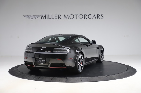 Used 2017 Aston Martin V12 Vantage S Coupe for sale $179,900 at Aston Martin of Greenwich in Greenwich CT 06830 6