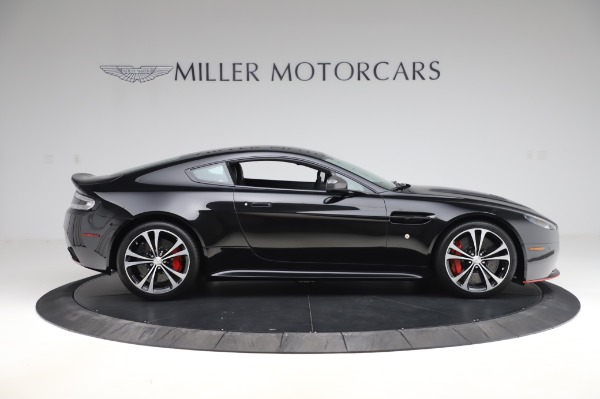 Used 2017 Aston Martin V12 Vantage S Coupe for sale $179,900 at Aston Martin of Greenwich in Greenwich CT 06830 8
