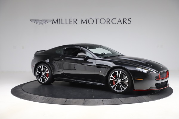 Used 2017 Aston Martin V12 Vantage S Coupe for sale $179,900 at Aston Martin of Greenwich in Greenwich CT 06830 9