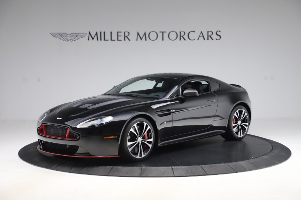 Used 2017 Aston Martin V12 Vantage S Coupe for sale $179,900 at Aston Martin of Greenwich in Greenwich CT 06830 1