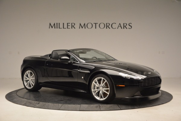 New 2016 Aston Martin V8 Vantage Roadster for sale Sold at Aston Martin of Greenwich in Greenwich CT 06830 10
