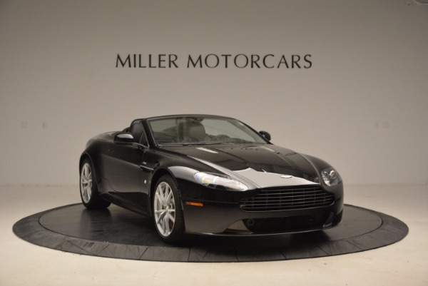 New 2016 Aston Martin V8 Vantage Roadster for sale Sold at Aston Martin of Greenwich in Greenwich CT 06830 11