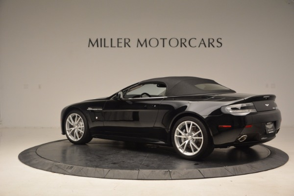 New 2016 Aston Martin V8 Vantage Roadster for sale Sold at Aston Martin of Greenwich in Greenwich CT 06830 16