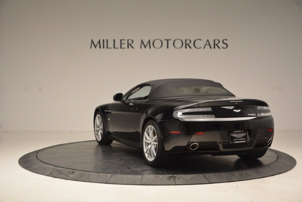New 2016 Aston Martin V8 Vantage Roadster for sale Sold at Aston Martin of Greenwich in Greenwich CT 06830 17