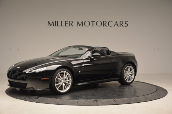 New 2016 Aston Martin V8 Vantage Roadster for sale Sold at Aston Martin of Greenwich in Greenwich CT 06830 2