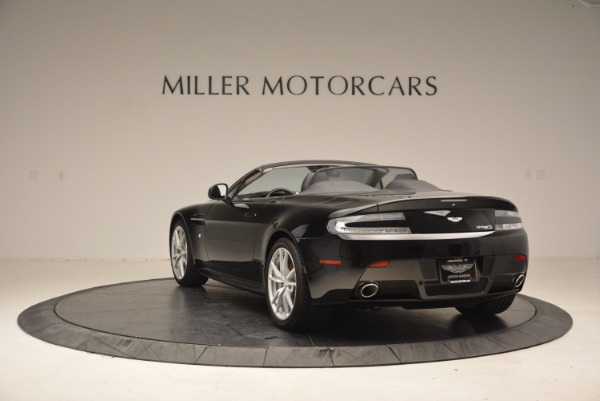 New 2016 Aston Martin V8 Vantage Roadster for sale Sold at Aston Martin of Greenwich in Greenwich CT 06830 5