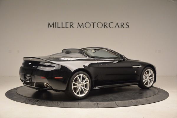 New 2016 Aston Martin V8 Vantage Roadster for sale Sold at Aston Martin of Greenwich in Greenwich CT 06830 8