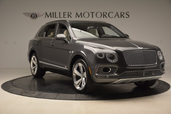 New 2018 Bentley Bentayga Signature for sale Sold at Aston Martin of Greenwich in Greenwich CT 06830 11