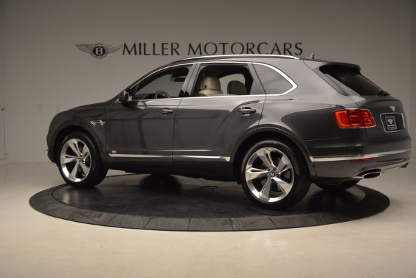 New 2018 Bentley Bentayga Signature for sale Sold at Aston Martin of Greenwich in Greenwich CT 06830 4