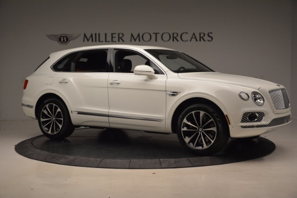 Used 2018 Bentley Bentayga Onyx Edition for sale Sold at Aston Martin of Greenwich in Greenwich CT 06830 10