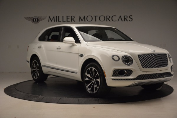 Used 2018 Bentley Bentayga Onyx Edition for sale Sold at Aston Martin of Greenwich in Greenwich CT 06830 11