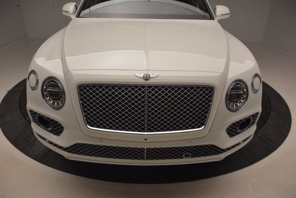 Used 2018 Bentley Bentayga Onyx Edition for sale Sold at Aston Martin of Greenwich in Greenwich CT 06830 13