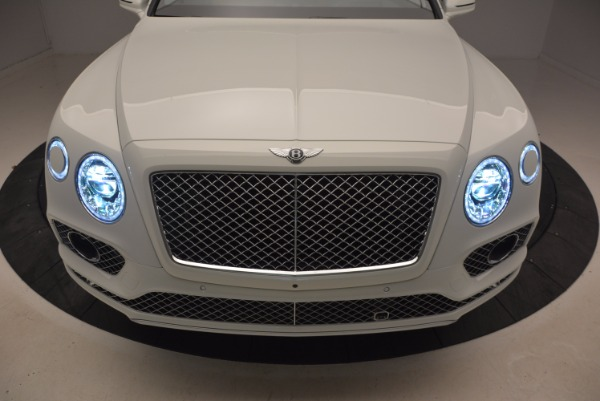 Used 2018 Bentley Bentayga Onyx Edition for sale Sold at Aston Martin of Greenwich in Greenwich CT 06830 14